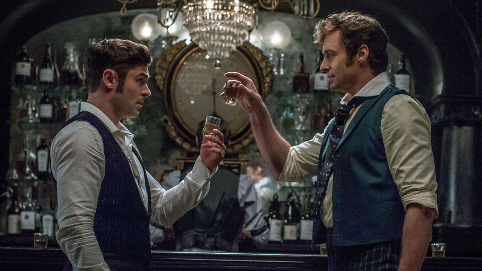 The Greatest Showman — MOVIE